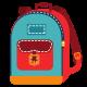 BIOS LED backpacks